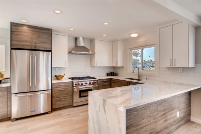 University Heights Single Family Home For Sale: 1838 Mission Cliff