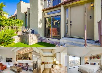 Carlsbad Attached For Sale: 7307 Alicante Rd #C