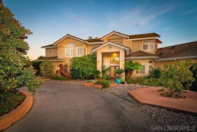 Single Family Home For Sale: 9947 Circa Valle Verde