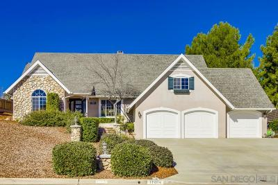 Poway Single Family Home Pending: 17014 Saint Andrews Drive