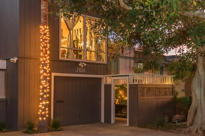 La Jolla Single Family Home For Sale: 743 Bonair Way #A