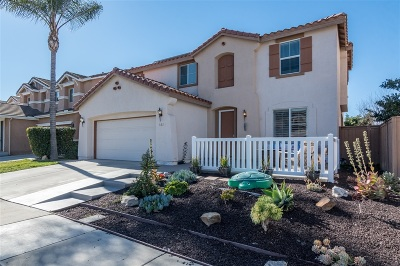 Oceanside Single Family Home For Sale: 323 Alamo Way