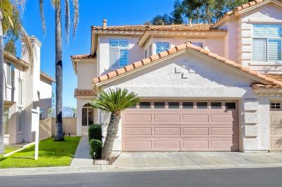 San Diego Condo For Sale: 11049 Caminito Alegra