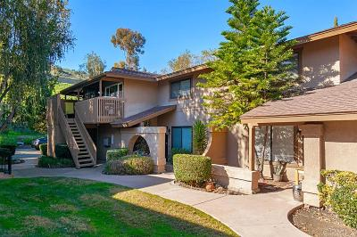 Santee Attached For Sale: 8924 Fletcher Valley #112
