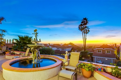 San Diego County Single Family Home For Sale: 14486 Calle Nublado