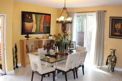 Carlsbad Townhouse For Sale: 4109 Peninsula