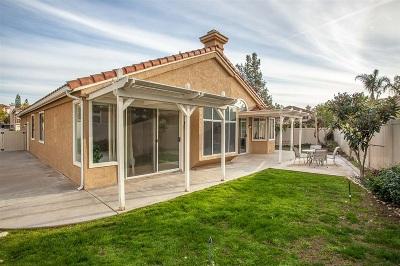 Single Family Home For Sale: 12128 Brickellia St