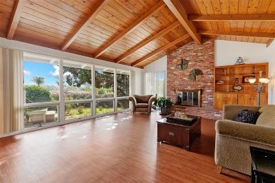 Escondido Single Family Home For Sale: 1610 Humphrey Pl