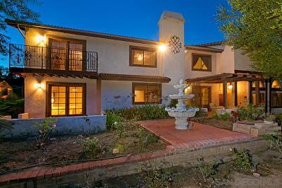 Single Family Home Pending: 14210 Tierra Bonita Rd