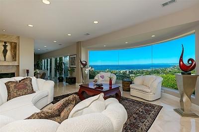 La Jolla Single Family Home For Sale: 7612 Via Capri