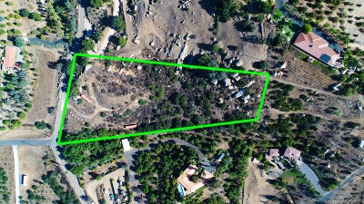 Residential Lots & Land For Sale: 15549 Highland Valley Rd #1151A3