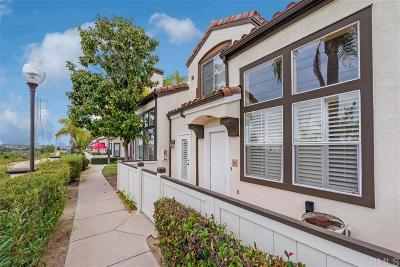 Rancho Del Rey Townhouse For Sale: 1370 Callejon Cervantes #114