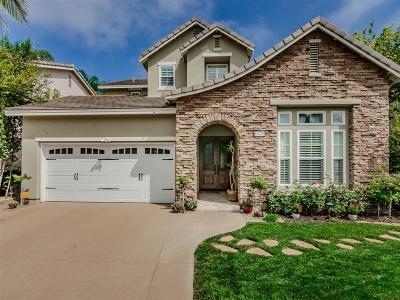 Single Family Home For Sale: 11239 Corte Belleza