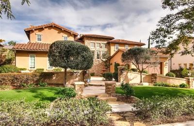 Single Family Home For Sale: 15589 Via La Ventana
