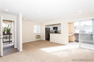 San Diego Attached Pending: 7984 Mission Center Court #G