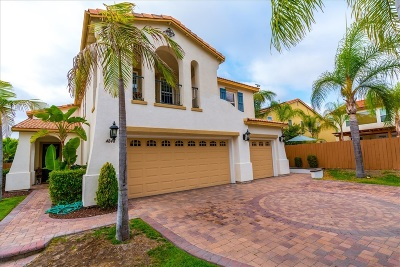 Single Family Home For Sale: 4848 Sea Coral