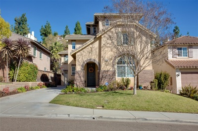 San Marcos Single Family Home For Sale: 1639 Reflection
