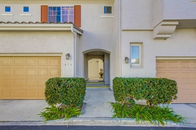 Townhouse For Sale: 10980 Ivy Hill Drive #4