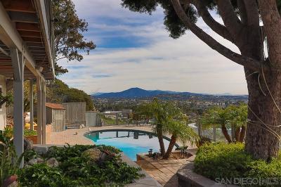 Del Cerro Single Family Home For Sale: 6935 Elaine Way
