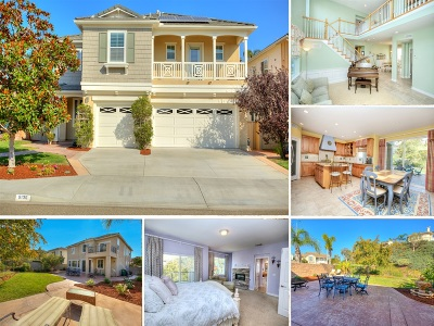 Carlsbad Single Family Home For Sale: 5130 Steinbeck Ct