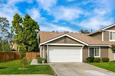 Carlsbad Townhouse For Sale: 2974 Ridgefield Ave