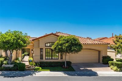 La Jolla Single Family Home For Sale: 1323 Caminito Faro