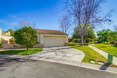 Escondido Single Family Home For Sale: 1764 Arroyo Glen