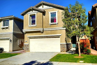 el cajon Single Family Home For Sale: 1448 Caracara Cir