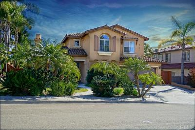 La Costa Valley Single Family Home Pending: 2273 Vista La Nisa
