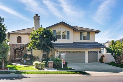 Escondido Single Family Home For Sale: 2253 Old Ranch Rd
