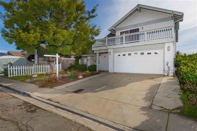 San Diego Single Family Home For Auction: 8667 Perseus Rd