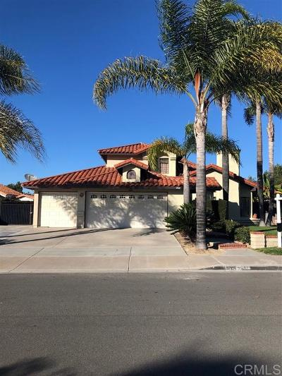 Oceanside Single Family Home For Sale: 4962 Wildwood Drive
