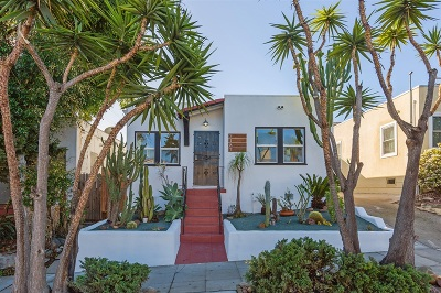 San Diego Single Family Home For Sale: 3187 Lincoln Ave