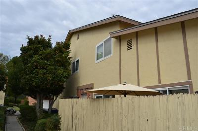 San Diego CA Attached For Sale: $385,000