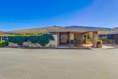 Rancho Santa Fe Rental For Rent: 6173 Paseo Arbolado #B
