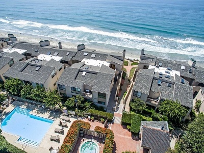 Solana Beach Townhouse For Sale: 533 S Sierra Avenue #139