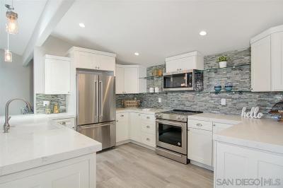 Solana Beach Townhouse For Sale: 509 S Sierra #149