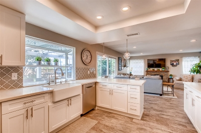 Carlsbad Single Family Home For Sale: 2702 La Duela Lane