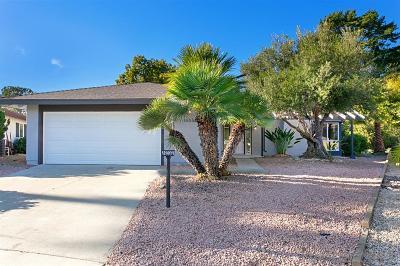 Single Family Home For Sale: 16556 Gabarda
