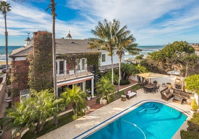 Single Family Home For Sale: 951 Sunset Cliffs Blvd