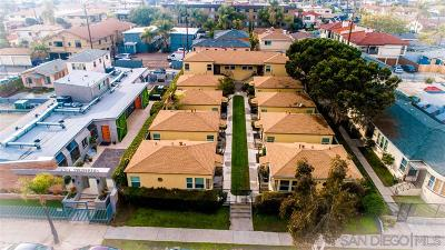 San Diego Multi Family 5+ For Sale: 4062-4072 30th St