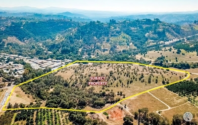 Fallbrook Residential Lots & Land For Sale: 3974 Reche Rd #17