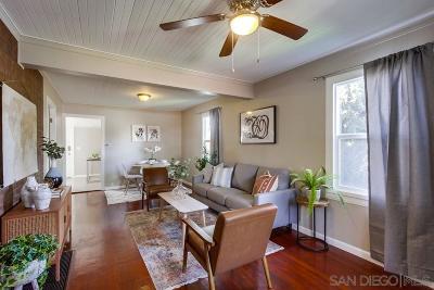 Stockton Single Family Home For Sale: 3311 Market Street