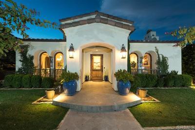 La Jolla Single Family Home For Sale: 1350 Virginia Way
