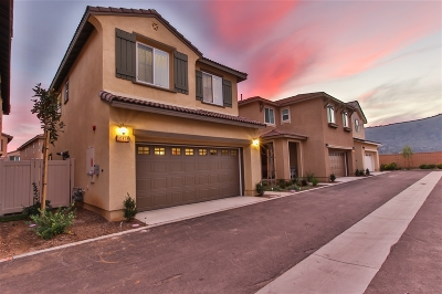 Fallbrook Single Family Home For Sale: 35438 Brown Galloway Lane