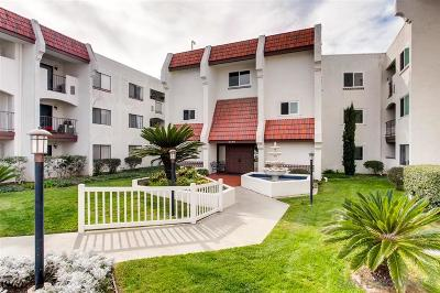 San Diego Attached Pending: 6350 Genesee Ave #318