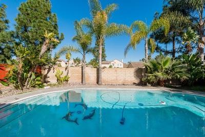 Bonita Single Family Home For Sale: 645 Forester Lane
