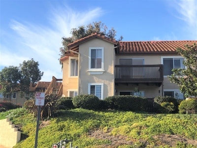 Rental For Rent: 858 S Rancho Santa Fe Rd #E