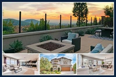 San Elijo Hills Single Family Home Pending: 1291 Holmgrove Dr