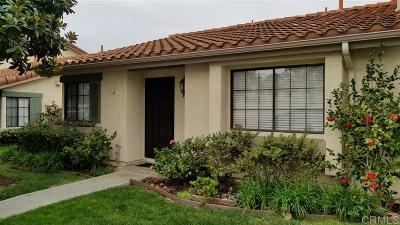 Carlsbad Attached Sold: 6827 Pear Tree Dr